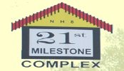 21 MileStone Hotel and Resort - logo