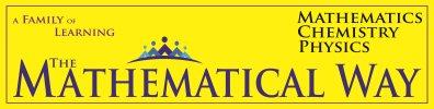 The Mathematical Way - logo