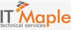 IT Maple Support Toll Free: 1-800-978-0753 - logo