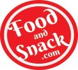Food And Snack - logo