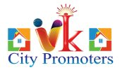 V K City Promoters - logo