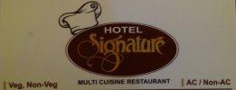 Hotel Signature - logo