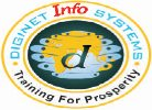 Diginet Infosystems - logo