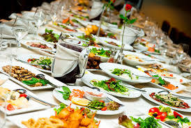 Fine caterers