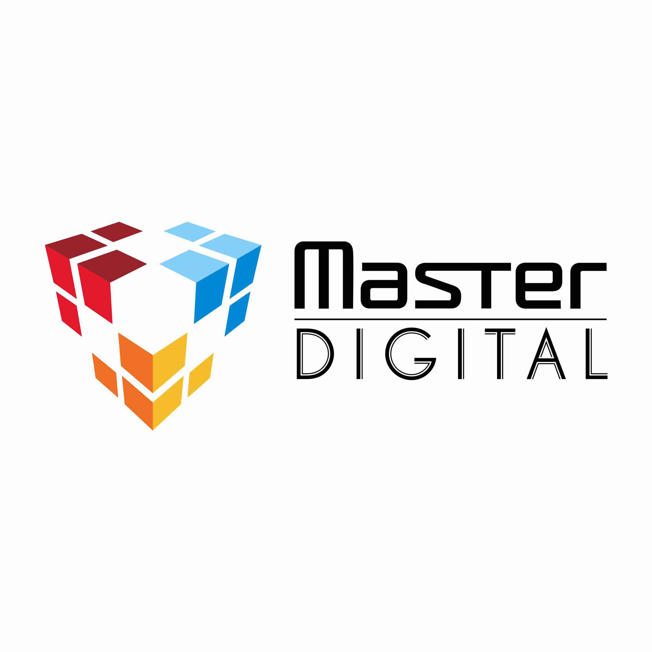 Master Digital - logo