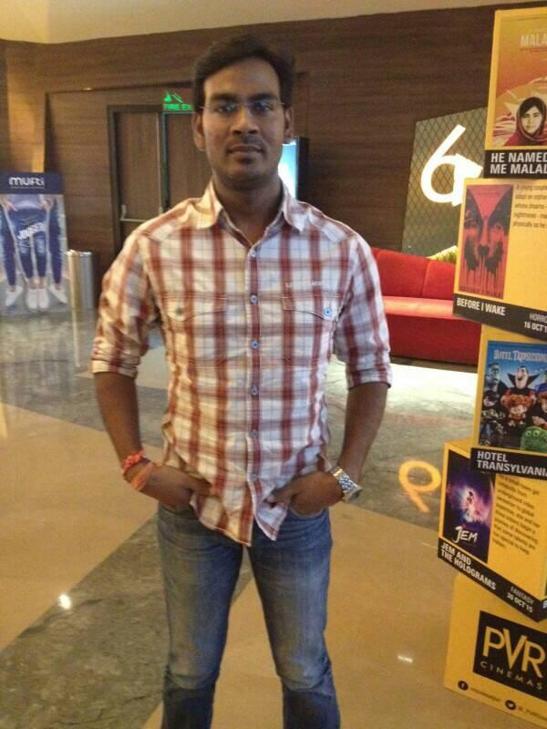Kumar Mahesh