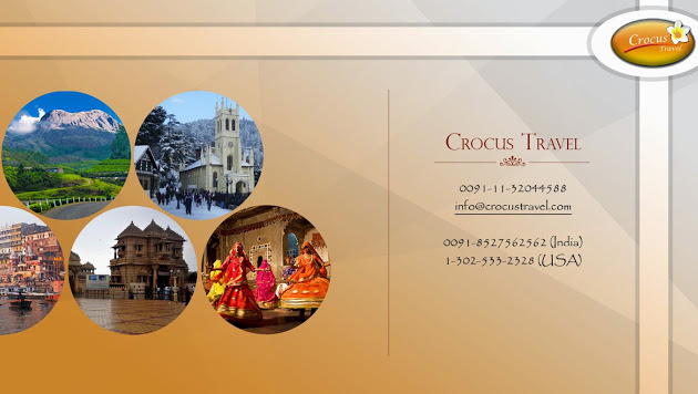 Crocus Travel Pvt Ltd - logo