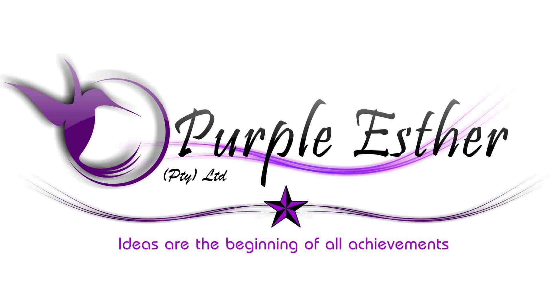 Purple Esther Construction And Projects - logo