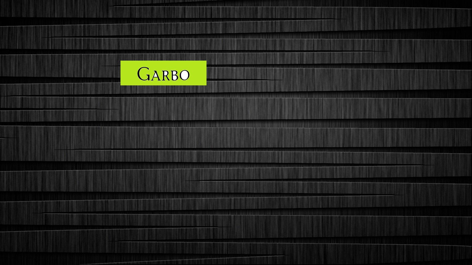 Garbo services  - logo