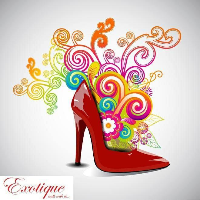 exotique shoe