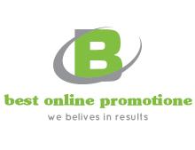 Best Online Promotion - logo