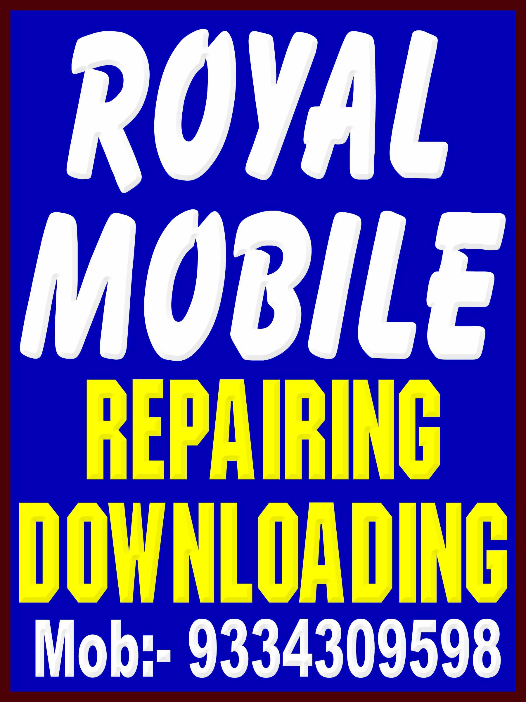 Royal Mobile Repairing