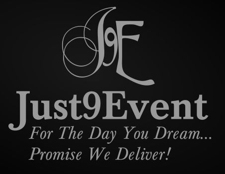 Just9Events - logo