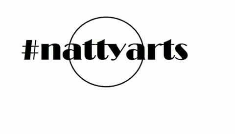 #nattyarts - logo