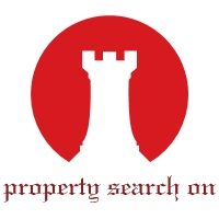 property search on - logo