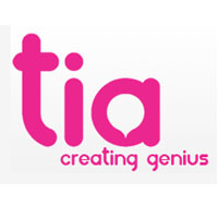 TIA Creating Genius - logo