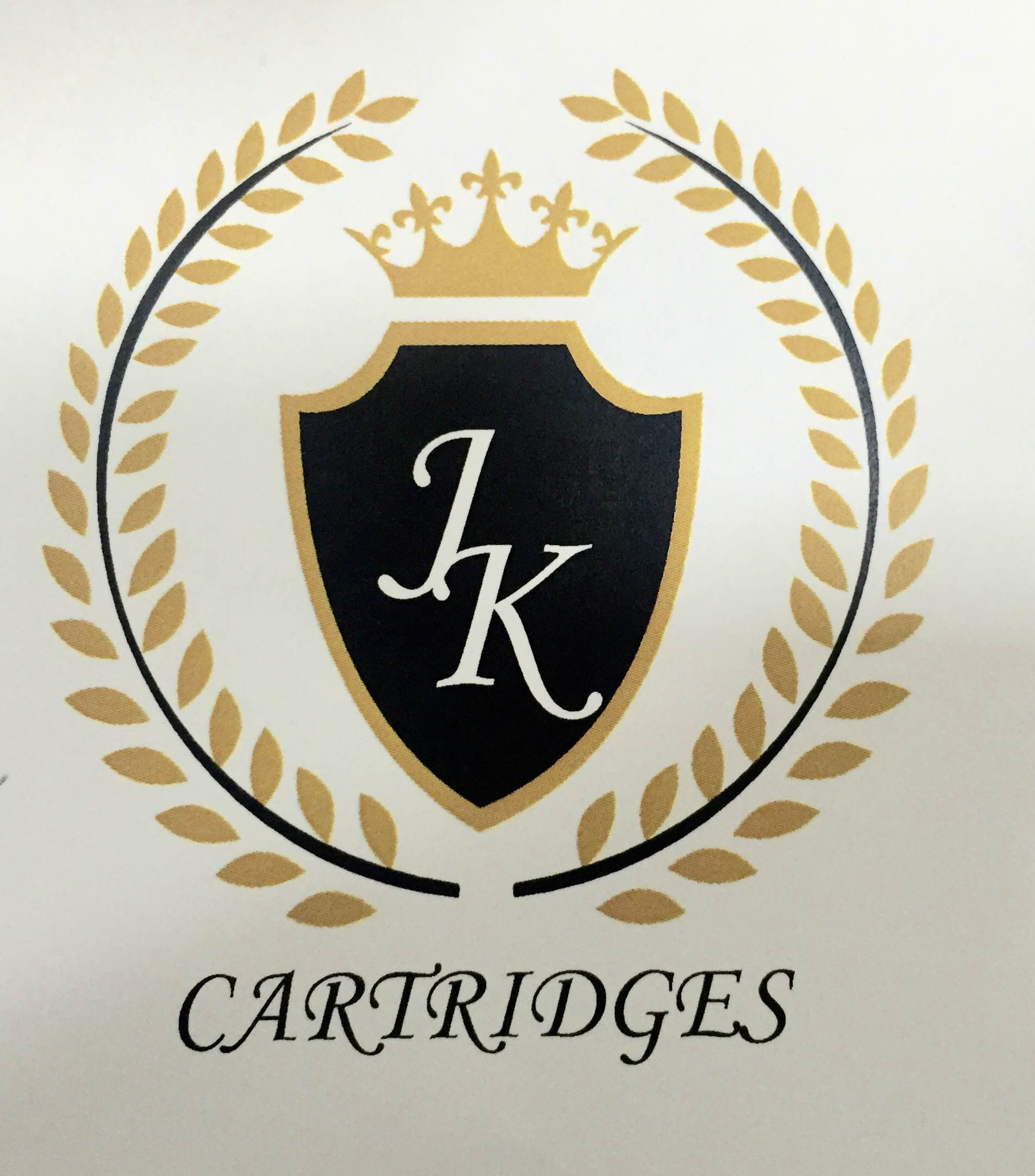 JK CARTRIDGE - logo