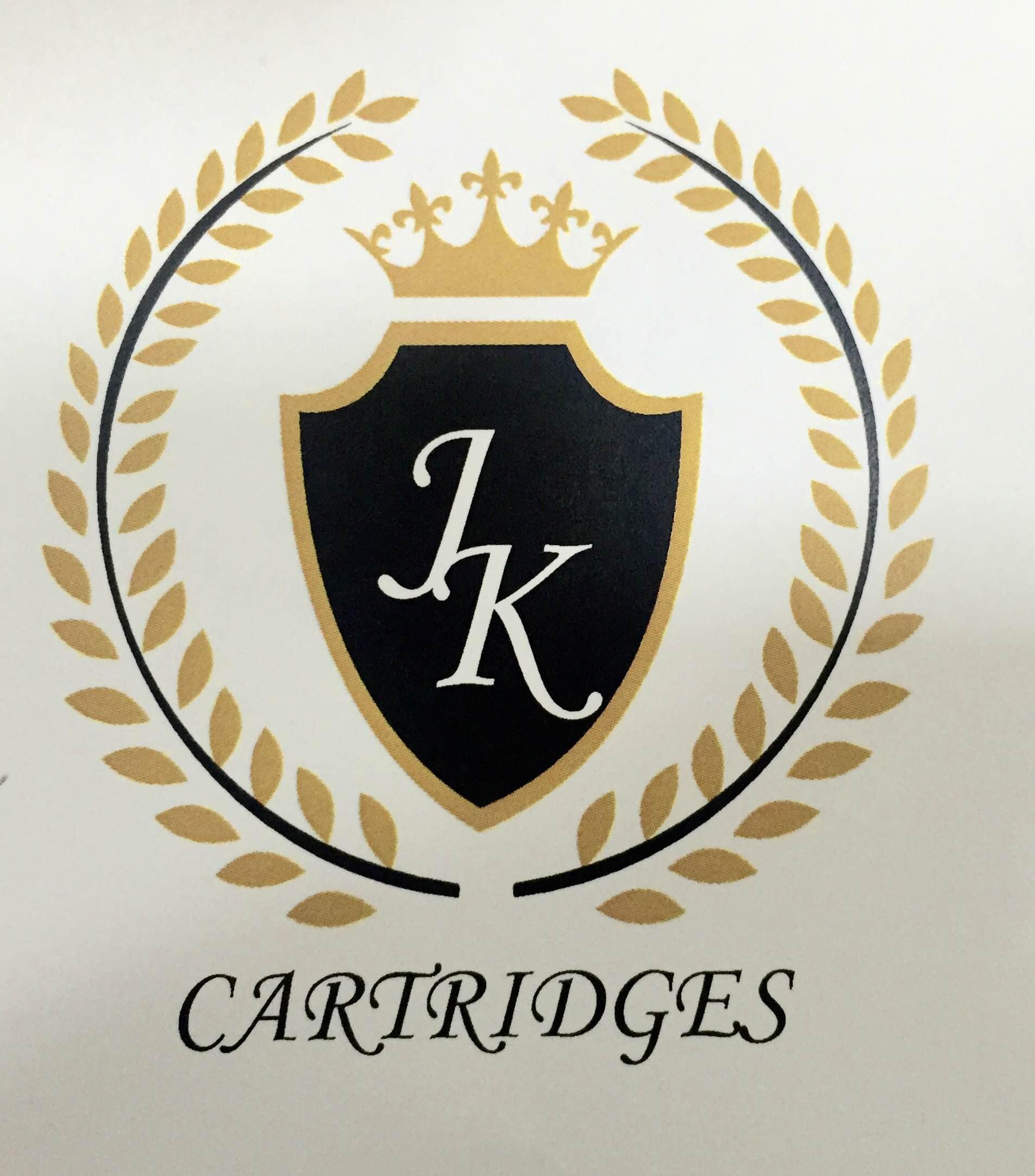 JK CARTRIDGE - logo