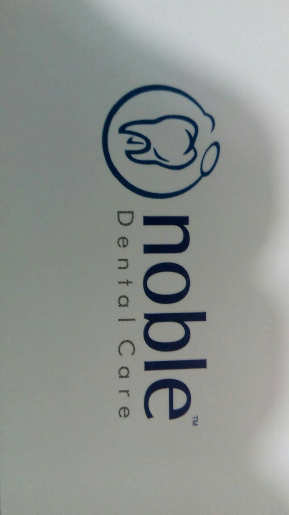 Noble Dental Care - logo