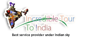 Incredible Tour To India - logo