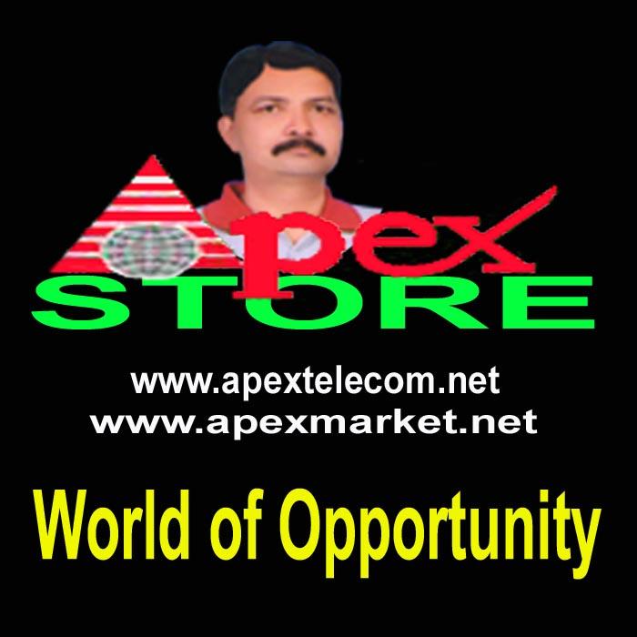 Apex Store - logo