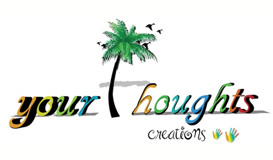 Yourthoughts creations - logo