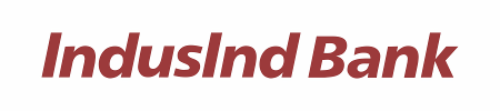 INDUSIND BANK,Cyber Hub - logo