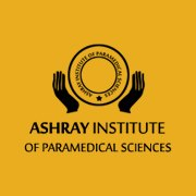 ASHRAY INSTITUTE OF PARAMEDICAL SCIENCES, Ashray Medical Centre, W.H.S.-2/10, Timber Market, Kirti Nagar, West Delhi Area, New Delhi-110015, India - logo
