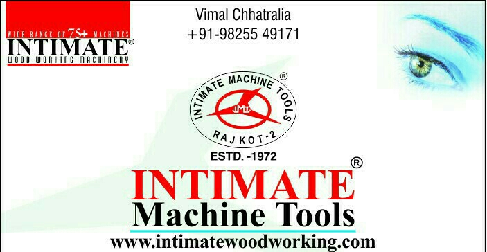 INTIMATE MACHINE TOOLS - logo