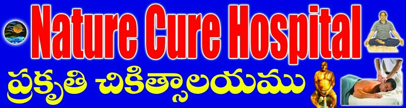 Nature Cure Hospital - logo