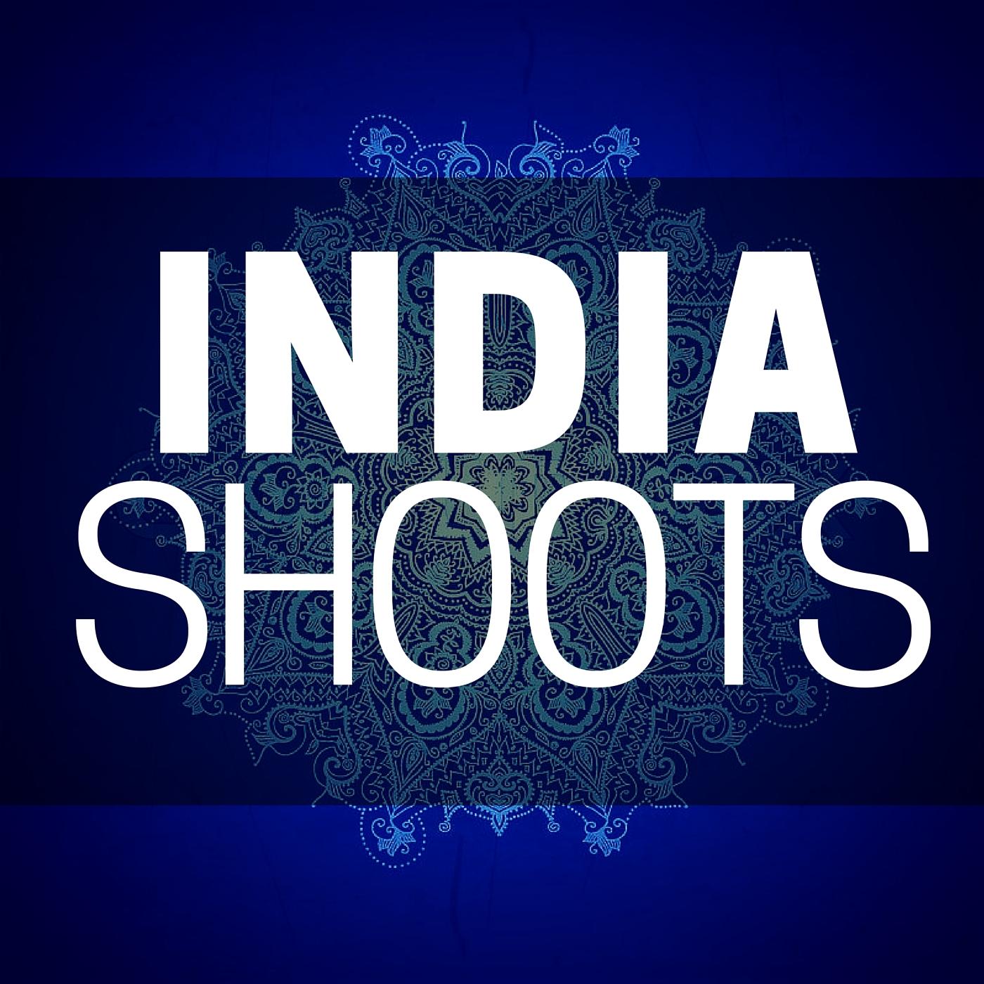 India Shoots - logo
