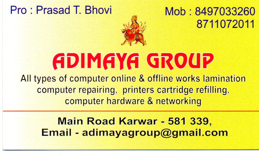 Adimaya Group - logo