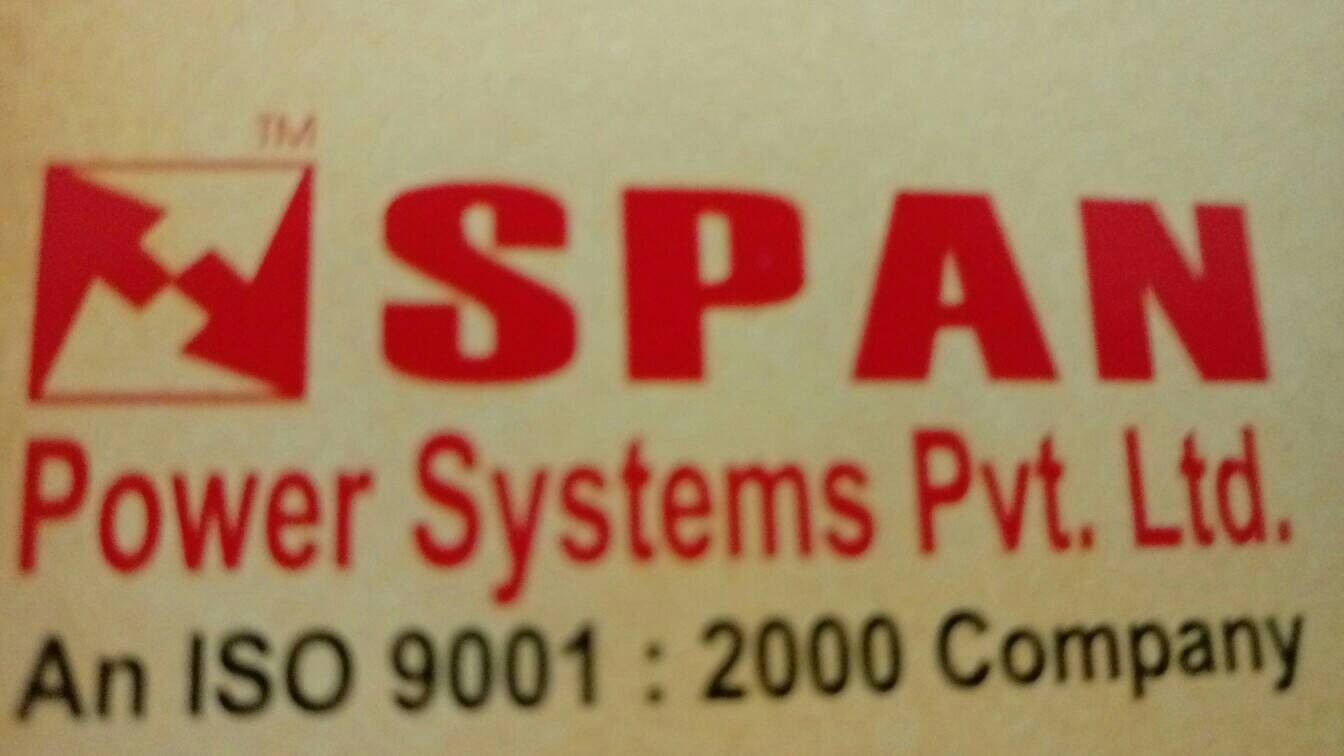 Span Power Systems Pvt. Ltd - logo
