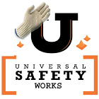 UNIVERSAL SAFETY WORKS - logo
