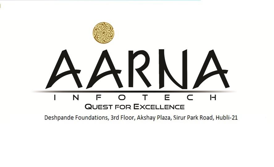 Aarna Infotech - logo