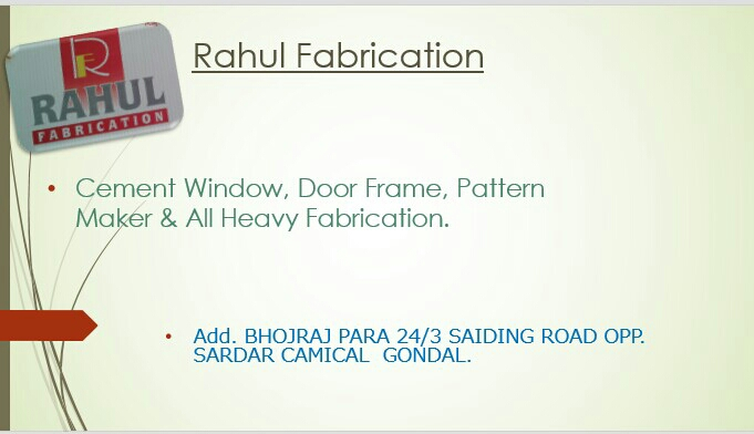 Rahul Fabrication