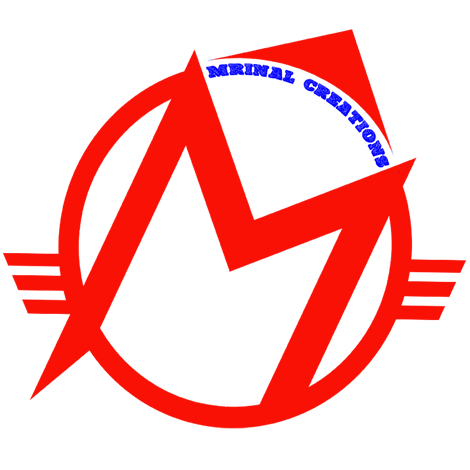 MRINAL CREATIONS - logo