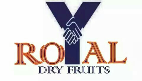 Royal Dry Fruits - logo