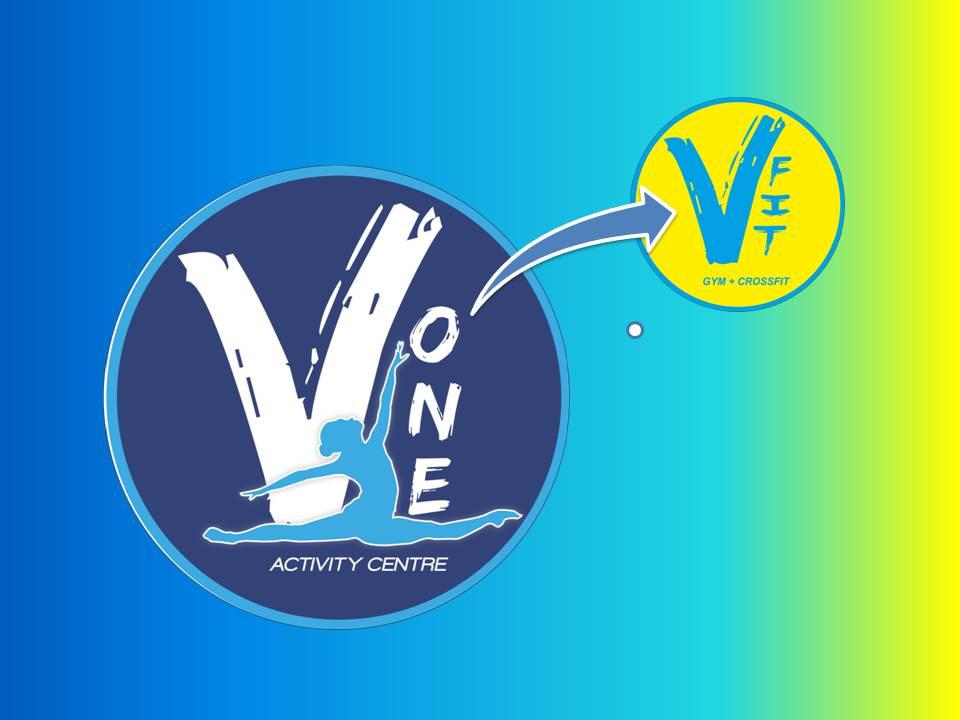 V1 Activity Centre - logo