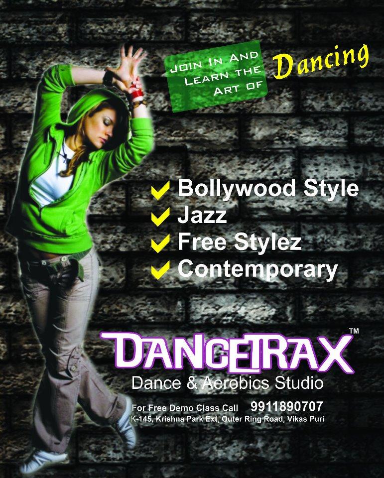 DanceTrax Academy