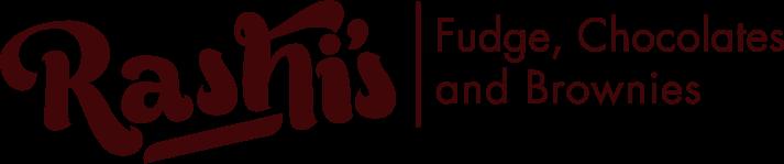 Rashis Fudge - logo