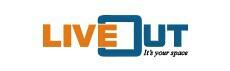Liveout - logo