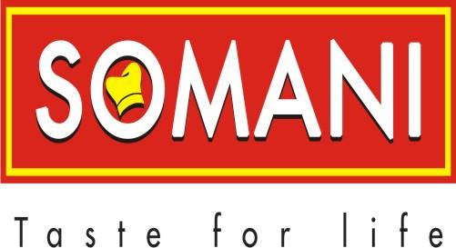 SOMANI CATERERS - logo