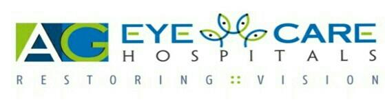 AG Eye Hospital - logo