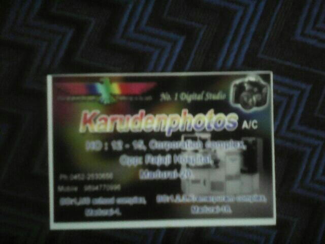 Karudenphotos - logo