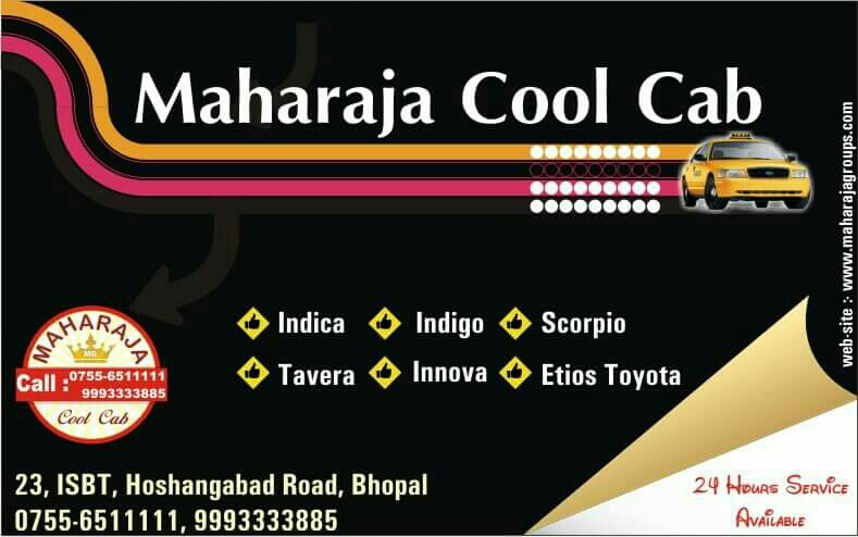 Maharaja Cool Cab - logo