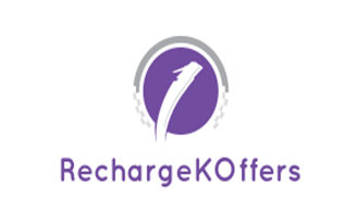 rechargeKOffers - logo