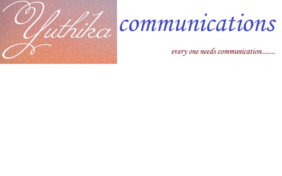 yuthika communications - logo