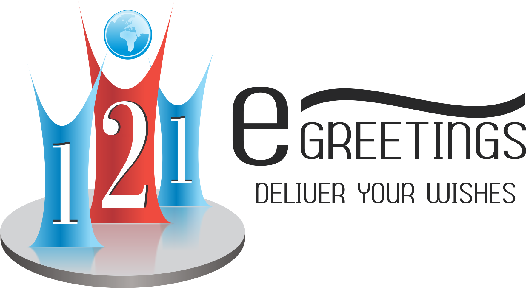 121 E Greetings - logo