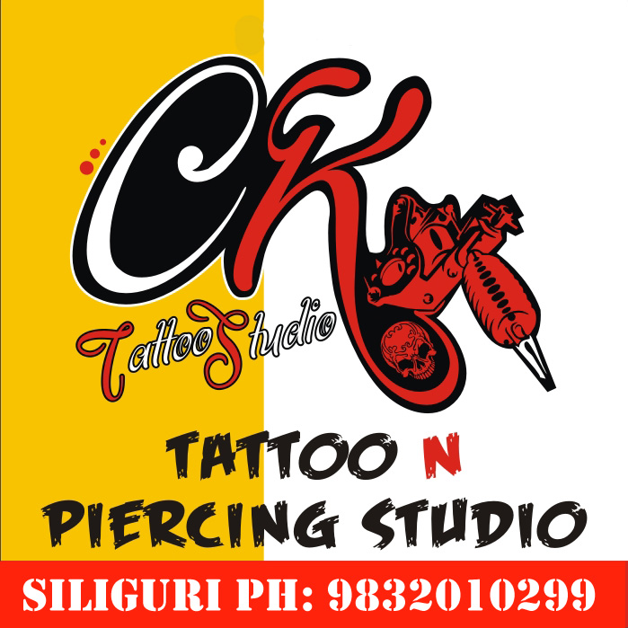 CK TATTOO STUDIO - logo